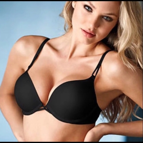 c4825ee147 VS Bombshell Push Up Bra. M 5ad93286739d481070dd461b
